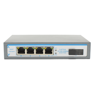SW: PoE Switch (204GP-F-DX/SM)