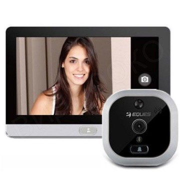 IN: Eques R22 Smart Wifi Door Viewer
