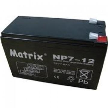 AC-DC12V/7AH Back-up Battery(DC12V/7AH)