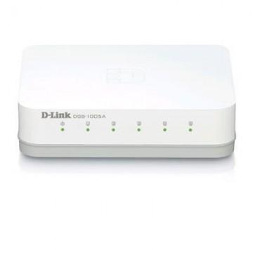SW-D-Link 5 Port Gigabit Switch (DGS1005A)