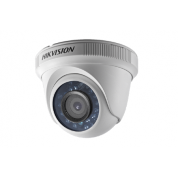 Hikvision 1080P/2MP Fixed Mini Turret Camera (DS-2CE56D0T-IRF)
