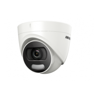 Hikvision 1080P/2MP ColorVu Turret Camera (DS-2CE72DFT-F)